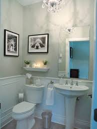 Small powder room decorating ideas for a magnificent powder room design  with magnificent layout 1