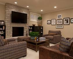 contemporary media room decorating arrangement idea. Variety Of Ways To Arranging Photos On A Wall : Contemporary Media Room  Contemporary Media Room Decorating Arrangement Idea A
