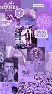 Purple Aesthetic II