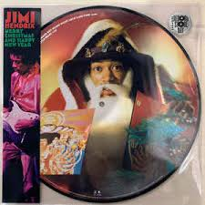 <b>Jimi Hendrix</b> – <b>Merry</b> Christmas and Happy New Year