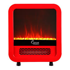 mini electric fireplace heater. Amazon.com: Caesar Hardware Electric Fireplace Portable Mini Indoor Compact Freestanding Room Heater, Red: Home \u0026 Kitchen Heater 0
