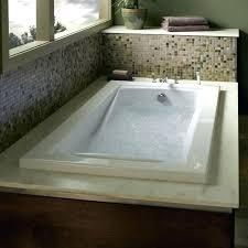 standard drop in tub evolution deep soak american soaking 60 x 30 bathtubs inch by i standard tub attractive bath deep