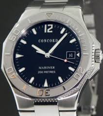 concord mariner diver automatic 0311322 pre owned mens watches
