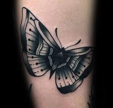 50 Tradiční Motýl Tetování Vzory Pro Muže Noční Insekticidní Inkoust