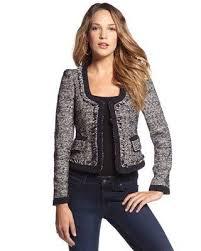 chanel tweed jacket. mcginn chanel tweed jacket (cusp top seller!)