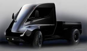 Tesla Electric Pickup Truck Will Be Future Project - Elon Musk