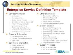 Top Result It Service Definition Template New Templates The Picture ...