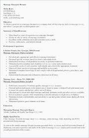 Cover Letter For Behavior Therapist Ozilmanoof Massage Therapist