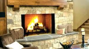 wood burning fireplace with gas starter wood burning fireplace with gas starter can i burn wood wood burning fireplace with gas starter