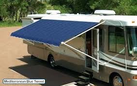 diy retractable camper awning awnings manual electric inc
