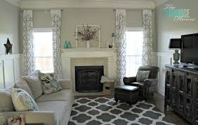 Living Room Makeover Part 7 Final Reveal The Turquoise Home Living Room Ideas U0026 Inspiration Benjamin Moore
