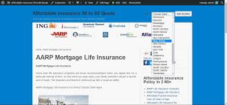 Aarp Life Insurance Quotes Magnificent AARP Mortgage Life Insurance YouTube