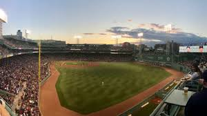 Fenway Park Pearl Jam 2018 Seating Chart You Can Drink A Boston Lager At Fenway Parks New Sam Deck