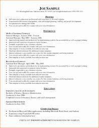 Basic Resume Sample Elegant 8 Free Basic Resume Examples Resume