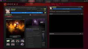 selling dota 2 level 759 account w level 2019 compendium that has