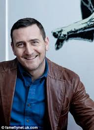 William will mellor is an english actor. Broadchurch And Two Pints Of Lager And A Packet Of Crisps Actor Will Mellor Talks About His Latest Role On Channel 4 S Dates Daily Mail Online