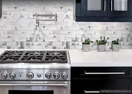 Modern White Glass Metal Backsplash Espresso Kitchen Cabinet Beauteous Kitchen Cabinet Backsplash
