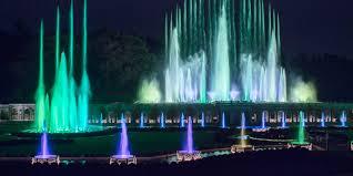 festival of fountains season
