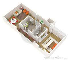 apartment floor plan design. 3D Apartment Design Photo Of Exemplary Home Floor Plan D Royalty Trend T