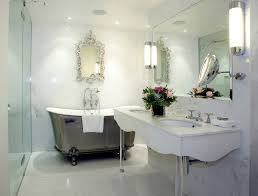 Modern Bathroom Wall Decor Bathroom 2017 Modern Bathroom Showing Light Green Wall Along