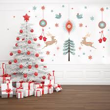 Christmas Wall Art Compare Prices On Christmas Wall Sticker Online Shopping Buy Low