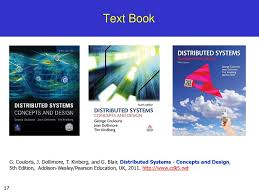 Distributed Systems Concepts And Design Fifth Edition Comp90015 Distributed Systems Ppt Download