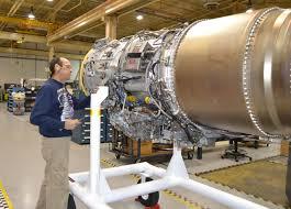 fleet readiness center southeast frcse jet engine mechanic hugo rodriguez checks a safety wire turbine engine mechanic