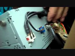 how to mercedes benz c class bose stereo removal 2008 2011 youtube 2007 Mercedes C230 at 2007 Mercedes C280 Aftermarket Wiring Harness