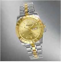 rousseau mens madison slimline gold or rose gold watch image is loading rousseau mens madison slimline gold or rose gold