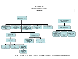 Ppt Washington Organizational Structure Diagrams