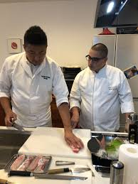 Sushi Cook Sushi Business Consulting For Professionals Private Sushi