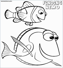 Coloring Pages Finding Nemo Coloring Pages Awesome Marlin Of