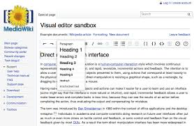 Photo Editor Wikipedia Wikipedia Simplifies Article Editing For World Dog The