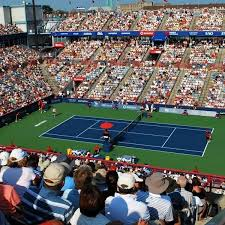 Rogers Cup Toronto Womens 1st Round Day August Tennis
