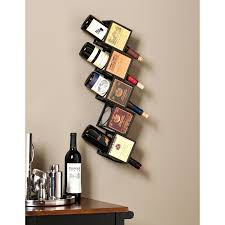 wall mount wine rack mounted storage cabinets rustic wood plans