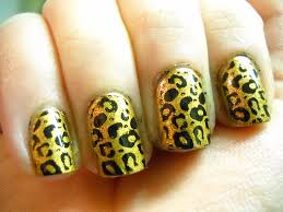 Image result for leopard print nail