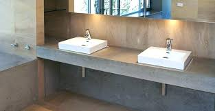 concrete bathroom vanity molded bathroom with concrete bathroom vanity concrete bathroom vanities sinks at home design concrete bathroom vanity