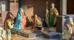 Nativity scene. Where to find the most spectacular outdoor nativity scene in Rome.