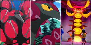 10 Biggest Bug Pokémon, Ranked