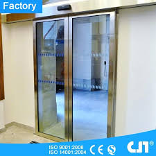 auto sliding glass door stainless steel frame automatic sliding glass door sliding automatic garage automatic