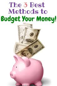 The 3 Best Personal Budgeting Methods To Help You Reach Your