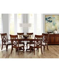 dining room chair colors. bordeaux double pedestal dining room furniture collection created for macyu0027s chair colors