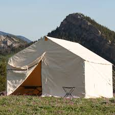 How To Make A Tent Cowboy Range Tents Making Life Out West Better