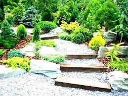 cosy garden ideas with rocks indoor rock small17 garden