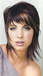 Short Hair Style For Oval Face layered medium hairstyles for all face shapes hairjos 2938 by wearticles.com