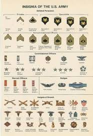 Image Result For Army Ranking Infographic Army Ranks