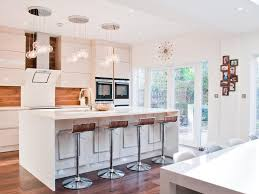 Kitchen Diner Flooring Modern New Build Walnut Flooring Corrugated Metal Vancouver Bc