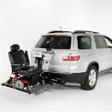 wheelchair lift for car. Plain Car The Bruno OutSider Lifts  For Wheelchair Lift Car D