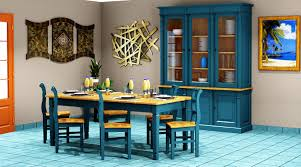 blue dining room set. Contemporary Room Mob Blue Dining 2 With Blue Dining Room Set D