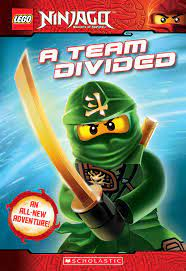 LEGO® Ninjago Chapter Book #6: A Team Divided, Book by Tracey West  (Paperback)